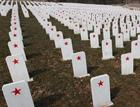 全国最大红军陵园扩建