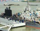 偶遇中国海军039A新潜