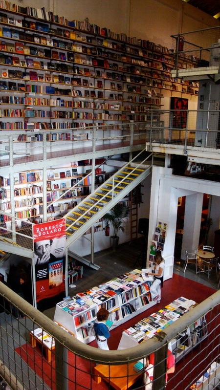 2012全球最美20家书店排行榜