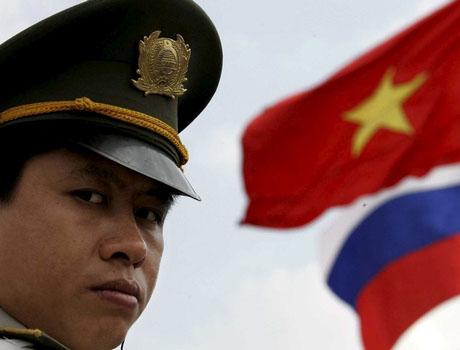 """越南想把俄罗斯也拖进""""南海""""?"""
