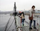 海军退役潜艇观者如潮