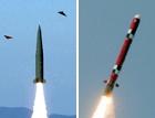 突如其来的韩新型导弹
