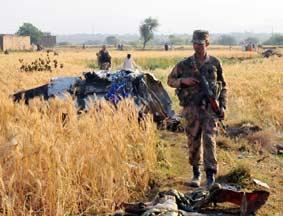 巴基斯坦坠机搜救结束