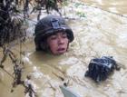 当个陆战队员真不容易