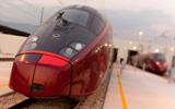 时速350英里的法拉利列车