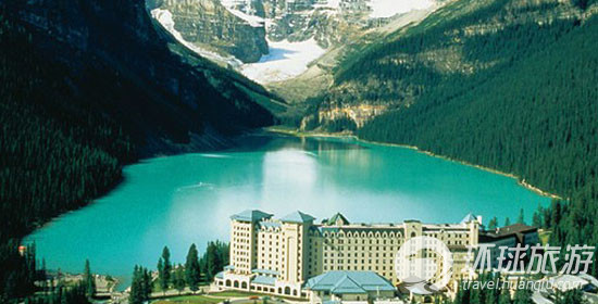 全球风景最美的酒店(组图)