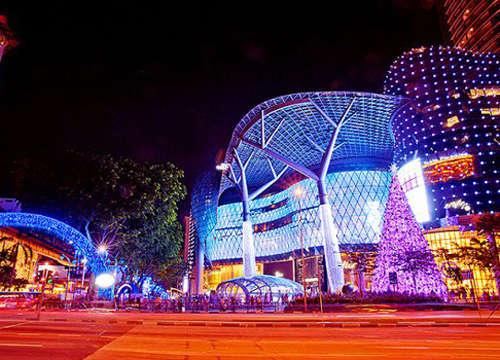 多彩多姿新加坡 体验动感夜生活节奏