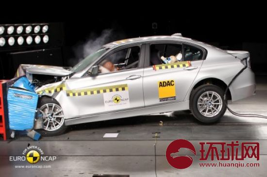 欧洲新车碰撞测试揭晓 宝马3系等四款获五星