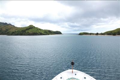 海岛斐济快乐游 感受人间天堂绝世美景