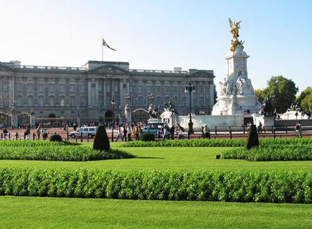 伦敦时尚魅力行 借机奥运逛遍各大景点