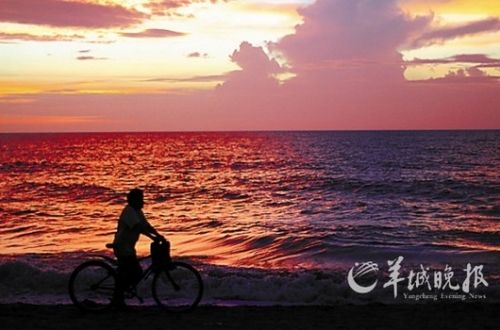 情迷蔚蓝斯里兰卡 印度半岛的一滴眼泪