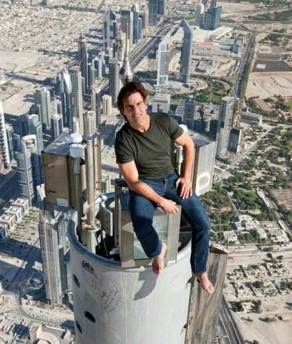 探秘世界第一高楼 迪拜新潮另类旅游