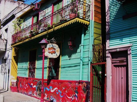 布宜诺斯艾利斯 最完美的南美旅行生活