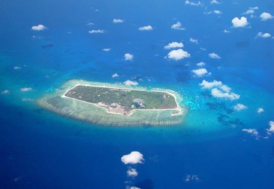 com/ljtour/    【环球网综合报道】东岛又名和五岛,为我国西沙群岛中