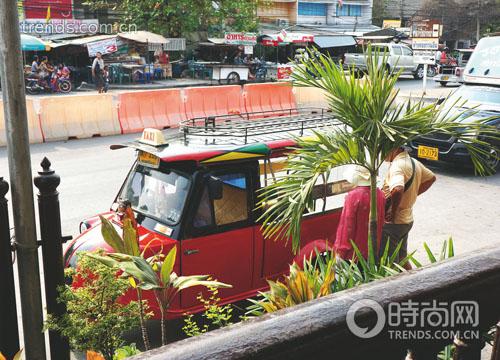 泰国小城清迈游 与众不同的新潮玩法