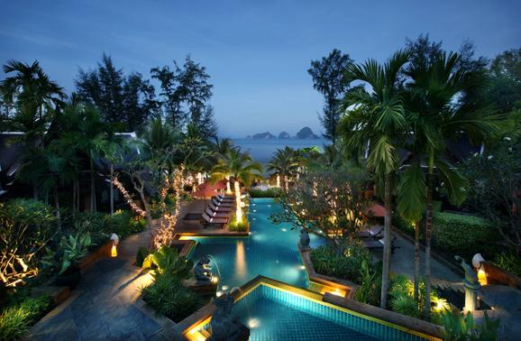 悠游泰国热带天堂 水清沙白寻觅宁静