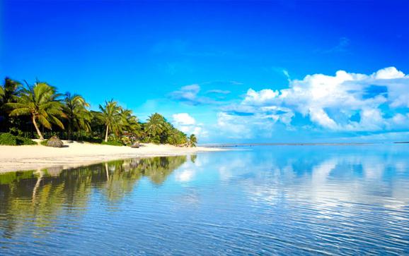 与世隔绝的萨摩亚 南太平洋上失落的大陆