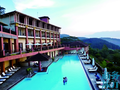 漫游斯里兰卡 感受海山两重天的魅力