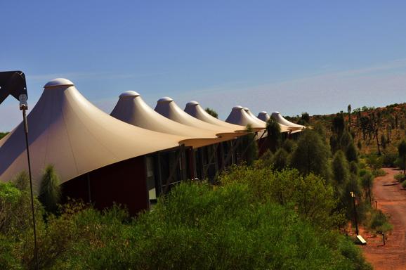 限量版奢华帐篷酒店 三十分之一的幸运