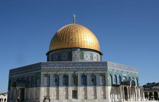 漫游地中海明珠以色列 感叹它真实美丽