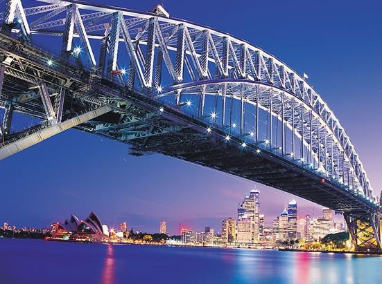 蓝水天堂新南威尔士