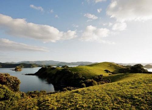 新西兰之旅 感受大自然的热情和生命力