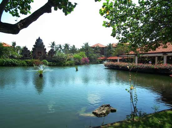 情迷巴厘岛 沉醉于我心中的世外桃源