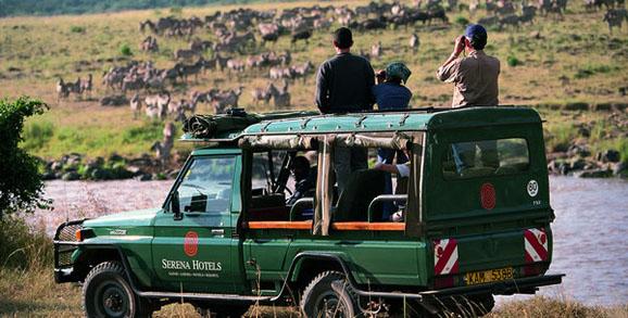 城市之外的野性美 非洲原生态旅游推荐