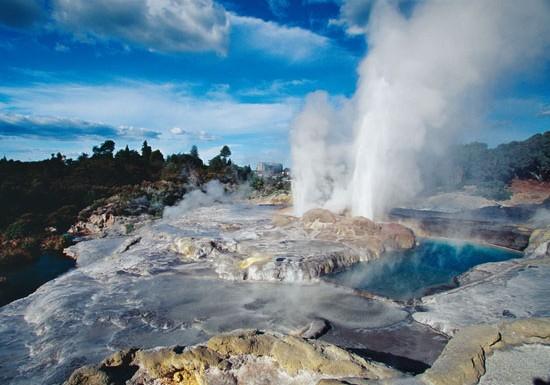 推荐夏日冰酷之旅最佳旅游地:新西兰