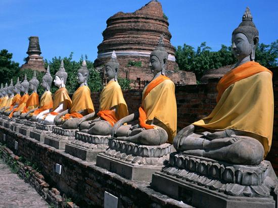 东南亚高品质旅游 边品美食边看美景