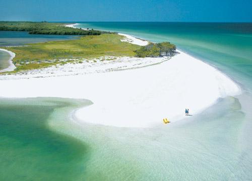世上最美丽最危险的白沙滩:海姆斯沙滩