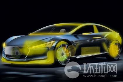 未来汽车外部构造前瞻