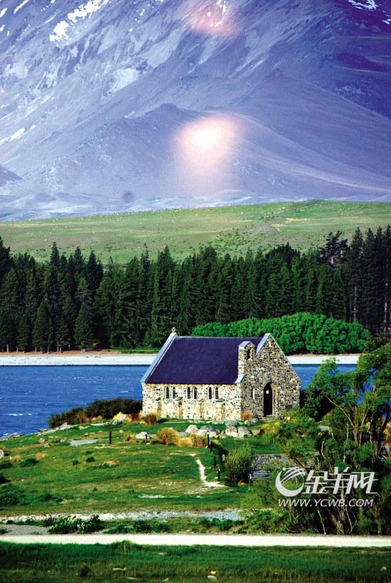 新西兰避暑之旅 从夏天跳进冬天