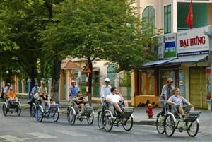 越南西贡 《情人》里的忧伤城市