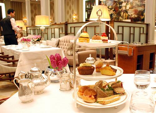 优雅英式下午茶 品味贵族生活