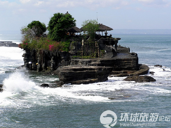 巴厘岛浪漫游 最美沙滩宛如仙境