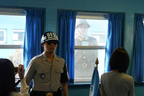 朝韩边境:世界上最恐怖之地