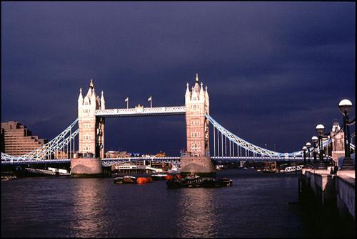 伦敦之旅:艺术向东,奢华向西