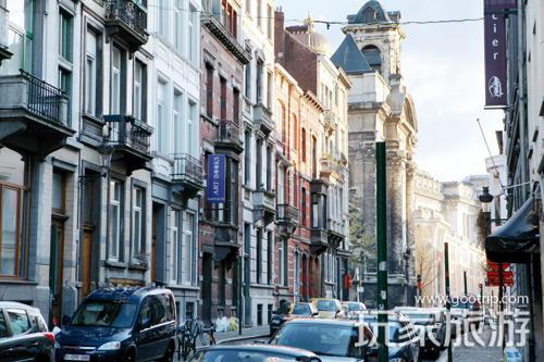 欧洲之心深呼吸 比利时随心之旅