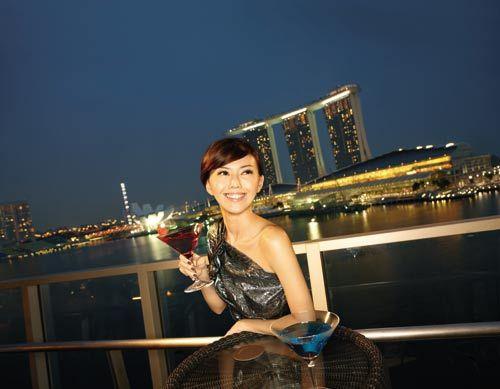 """从""""心""""发现新加坡 明星推荐新玩法"""