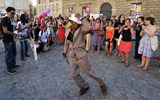 图游法国阿维尼翁艺术节