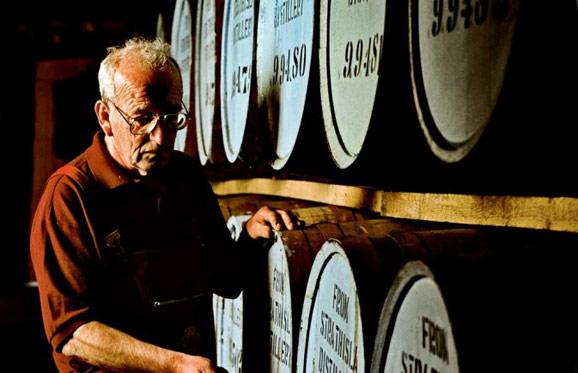 斯特拉赛斯拉酒厂 血管里都是威士忌
