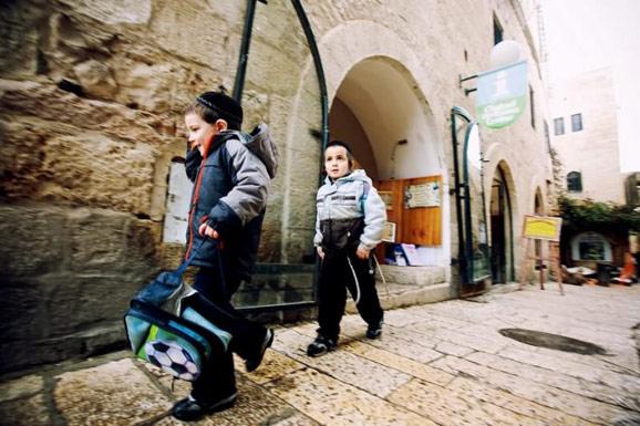 耶路撒冷 宁静与喧闹的八小时之旅