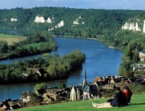 欧洲景色最美的河道
