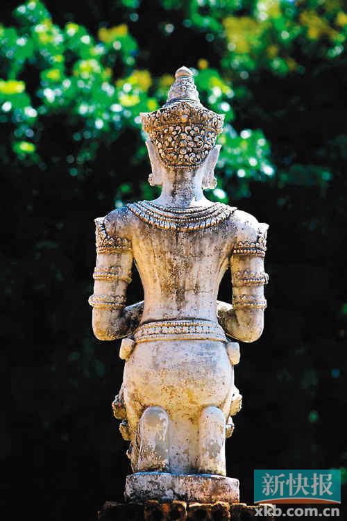 泰国清迈 放空自我体验慢城小清新