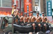"""辛亥革命一百年,台北""""国防""""展演"""