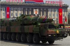 政治宣传还是愚蠢的骗局?朝鲜KN-08远程液体导弹