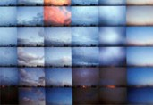 风光摄影:天空马赛克