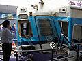 阿根廷城铁脱轨事故