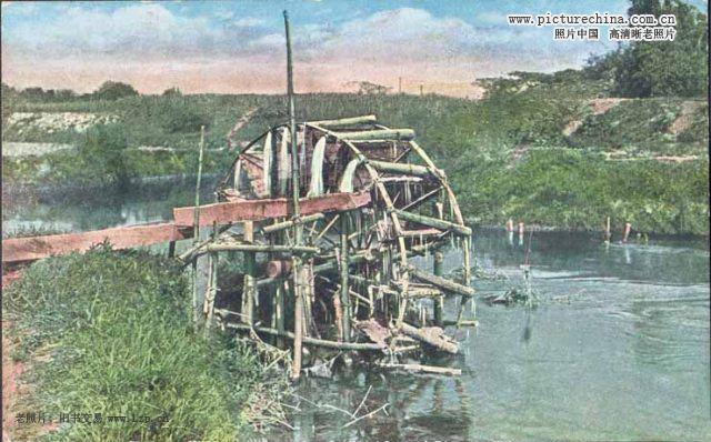 日据时期台湾明信片